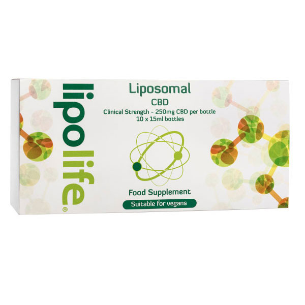 LIPOSOMAL CBD CLINICAL