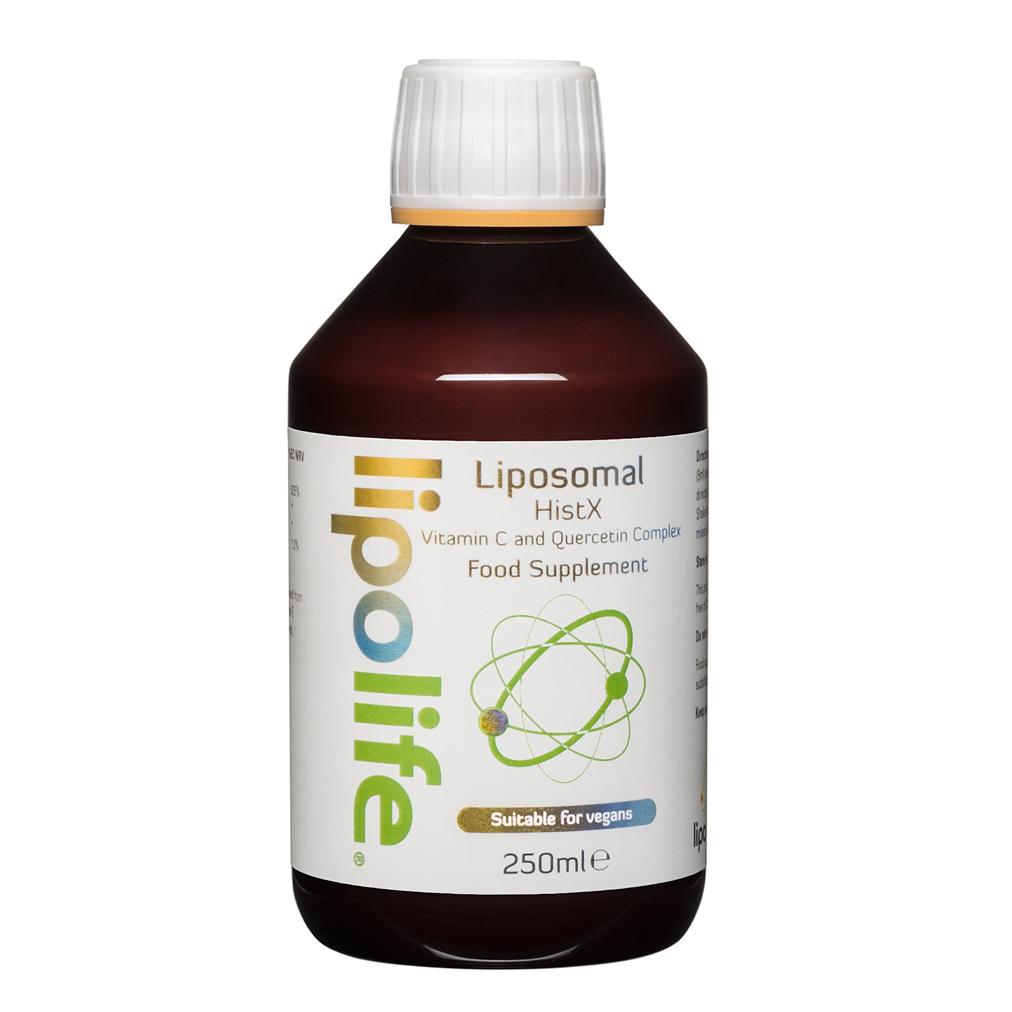 liposomal quercetin vitamin c lipolife